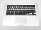 "KB Topcase - Grade C Top Case US Keyboard Trackpad Touchpad for Apple MacBook Air 13"" A1237 2008 A1304 2008 2009"