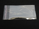 Clear Plastic Bag - NEW 160Pcs 6cmX10cm 1mil OPD Self Adhesive Seal Reclosable Plastic Clear Bags