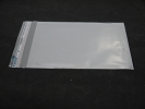 Clear Plastic Bag - NEW 160Pcs 9cmX13cm 1mil OPD Self Adhesive Seal Reclosable Plastic Clear Bags