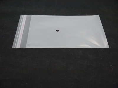 NEW 160Pcs 10cmX15cm 1mil OPD Self Adhesive Seal Reclosable Plastic Clear Bags
