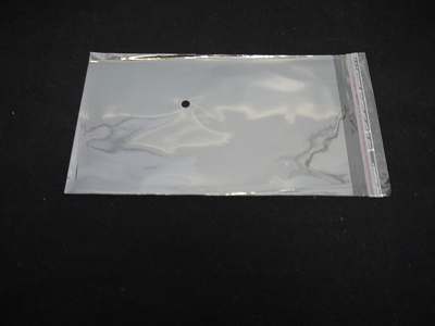 NEW 160Pcs 11cmX18cm 1mil OPD Self Adhesive Seal Reclosable Plastic Clear Bags