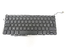 "Keyboard - USED French Keyboard & Backlit Backlight for Apple Macbook Pro 17"" A1297 2009 2010 2011 US Model Compatible"