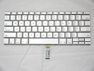 "Keyboard - USED US Keyboard & Backlit Backlight for Apple MacBook Pro 17"" A1212 2007"
