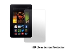Screen Protector Film - HD Clear Screen Protector Cover for Amazon Kindle Fire HDX7