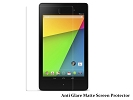 Screen Protector Film - Anti Glare Matte Screen Protector Cover for Google Nexus 7 2nd FHD