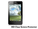 Screen Protector Film - HD Clear Screen Protector Cover for ASUS ME371 7""