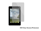 Screen Protector Film - HD Clear Screen Protector Cover for ASUS ME172 7""
