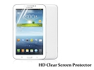 Screen Protector Film - HD Clear Screen Protector Cover for Samsung P3200 7""