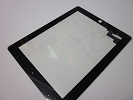Parts for iPad 2 - NEW LCD LED Touch Screen Digitizer Glass for iPad 2 Black A1395 A1396 A1397