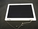 LCD/LED Screen - White Glossy LCD Screen Display Assembly for Apple Macbook A1181 Late 2007 2008 2009