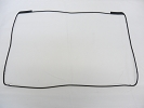 "LCD Front Bezel - NEW LCD Screen Middle Frame Rubber Bezel for Apple MacBook Pro 17"" A1297 2009 2010 2011"