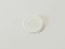 Parts for iPad Air - NEW White Home Menu Control Button for iPad Air A1474 A1475
