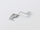 Parts for iPhone 5s - NEW Vibrator Vibration Buzzer Motor Metal Shelf for iPhone 5S A1533 A1453 A1457 A1528 A1530