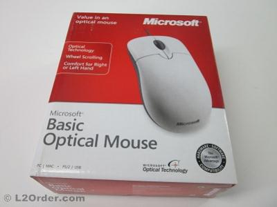 Microsoft Optical Mouse