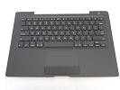 "KB Topcase - 99% NEW Black Top Case Palm Rest with US Keyboard and Trackpad Touchpad for Apple MacBook 13"" A1181 2006 Mid 2007"