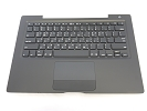 KB Topcase - 99% NEW Black Top Case Palm Rest with Korean Keyboard and Trackpad Touchpad for A1181 2006 Mid 2007