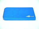 "Other Accessories - Blue 2.5"" IDE Hard Drive HDD Enclosure External Case for MacBook Pro A1278 A1286 A1297 Laptop"