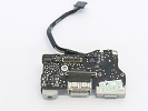 "Magsafe DC Jack Power Board - USED Power Audio Board for Apple MacBook Air 13"" A1466 2013 2014 2015 2017 820-3455-A"