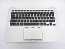 "KB Topcase - NEW Top Case Palm Rest with US Keyboard and Battery without Trackpad Touchpad for Apple Macbook Pro 13"" A1425 2012 2013 Retina"