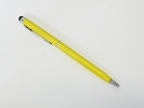 Other Accessories - 2in1 Yellow Capacitive Touch Screen Stylus with Ball Point Pen For iPhone iPad ipod Touch