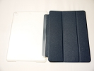 IPad Case - Navy Blue Slim Smart Magnetic Cover Case Sleep Wake with Stand for Apple iPad Air