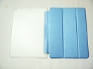 IPad Case - Blue Slim Smart Magnetic Cover Case Sleep Wake with Stand for Apple iPad Air