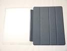 IPad Case - Navy Blue Slim Smart Magnetic Cover Case Sleep Wake with Stand for Apple iPad 2 3 4