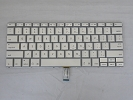 "Keyboard - USED Silver US Keyboard Backlit Backlight for Apple MacBook Pro 15"" A1211 2007"