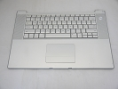 "KB Topcase - Top Case Palm Rest US Keyboard with Trackpad Touchpad for Apple MacBook Pro 15"" A1260 2008"