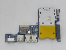 "Magsafe DC Jack Power Board - Power Audio Board 820-1699-A for MacBook Pro 17"" A1150 2006"