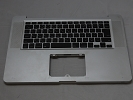 "KB Topcase - Grade B Top Case Palm Rest Japan Keyboard without Trackpad Touchpad for Apple Macbook Pro 15"" A1286 2009"