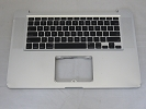 "KB Topcase - Grade C Top Case Palm Rest US Keyboard without Trackpad Touchpad for Apple Macbook Pro 15"" A1286 2009"