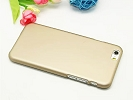 iPhone Case - Gold Premium Ultra Thin Slim TPU Skin Case Matte Cover for iPhone 6 Plus 5.5""