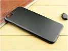 iPhone Case - Black Premium Ultra Thin Slim TPU Skin Case Matte Cover for iPhone 6 Plus 5.5""