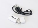Other Accessories - White Bluetooth Music Streaming 3.5mm Stereo Home Car Wireless Audio Receiver Adapter