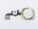 "Parts for iPhone 6 - NEW Gold Touch ID Sensor Home Button Key Flex Cable Ribbon for iPhone 6 4.7"" A1549 A1586 A1589 iPhone 6 Plus 5.5"" A1522 A1524 A1593"