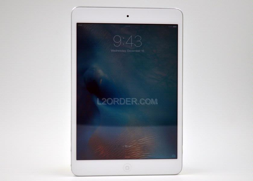 "Used Fair Apple iPad Mini 2 16GB Wi-Fi 7.9"" Retina Display Tablet - Silver"