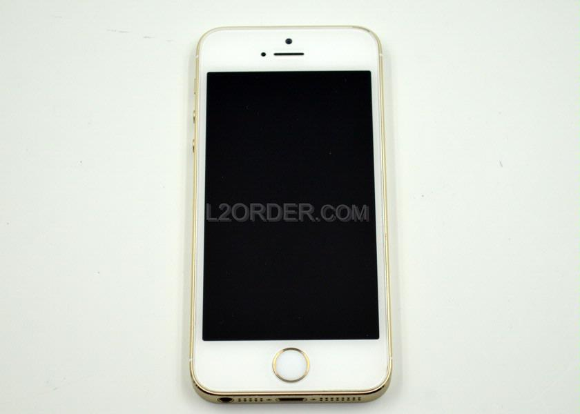 Used Good Apple iPhone 5s 16GB GSM 4G LTE Unlocked Smartphone - Gold