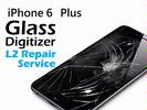 iPhone Parts Replacement - iPhone 6 Plus Glass Digitizer Replacement Service