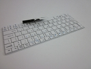 Keyboard - Laptop Keyboard for Acer Aspire One AEZG5R00010 ZG5 (White)