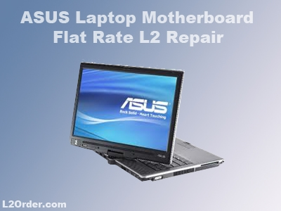 Asus Laptop Repair Service