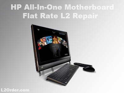 HP All-In-One Repair Service