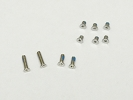"Screw Set - Bottom Screw Screws Set 10 pieces for Apple Macbook Air 13"" A1237 A1304 2008 2009"