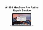 "Mac Keyboard Replacement - MacBook Pro 13"" A1989 2018 2019 Keyboard Replacement Repair Service"