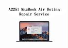 "Mac Keyboard Replacement - MacBook Pro 13"" A2251 2020 Keyboard Replacement Repair Service"