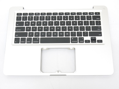 "Grade A Top Case Palm Rest US Keyboard without Trackpad for Macbook Pro 13"" A1278 2011 2012"