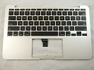 "KB Topcase - NEW Top Case Palm Rest with US Keyboard for Apple MacBook Air 11"" A1370 2010"