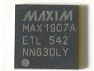 IC - MAXIM MAX 1907A QFN 40pin Power IC Chip