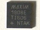 IC - MAXIM MAX 1908E QFN 28pin Power IC Chip