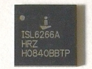 IC - ISL 6266AHRZ QFN 48pin Power IC Chip